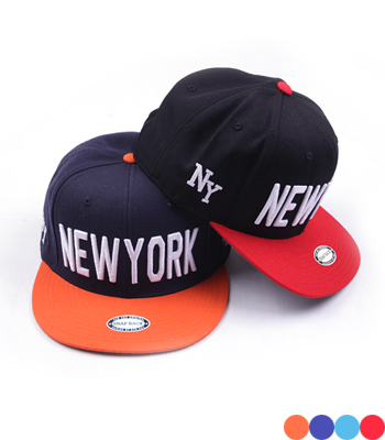 NEW YORK 스냅백(4 color)